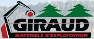 logo Giraud matériels d'exploitation forestière