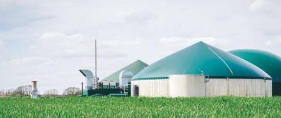 Unité de méthanisation Evergaz