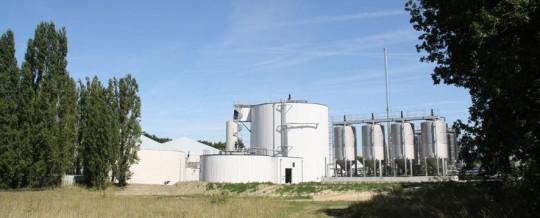 Le site Bionerval d'Etampes accueille les biodéchets des cantines du 2e Ar. de Paris, photo Saria