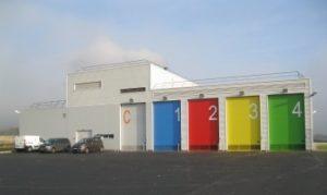 La chaufferie EADS des Mureaux, photo CIEC