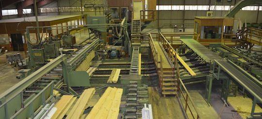 KWatt Bois, producteur de granulés de bois dans les Pyrénées françaises