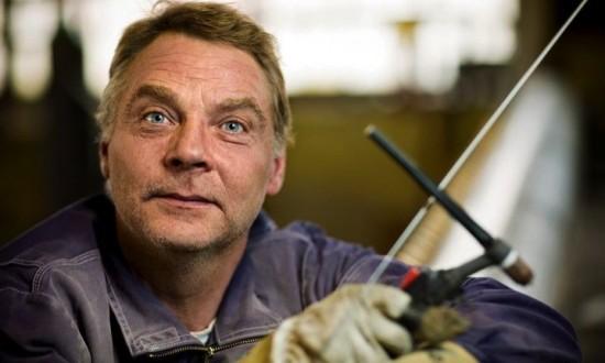 Ouvrier des bioénergies
