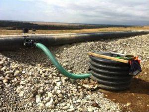 Puits de biogaz, photo MPM