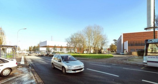 Avec Mont-Saint-Aignan, l'agglomération de Rouen comptera près de 150 MW de chaufferies bois ou déchets