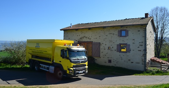 Continuité de service pour les fournisseurs de bois-énergie