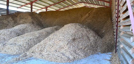 La scierie de Miremont investit dans la production de bois-énergie de haute qualité