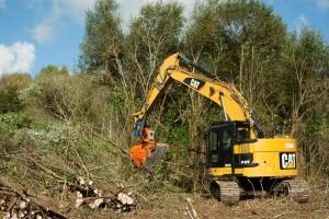 Exploitation de bois-énergie par la FCBL