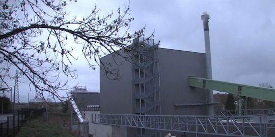 La centrale biomasse du Val de l'Aurence à Limoges, image 7àLimoges