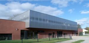 Le centre culturel de Trinité-de-Réville, photo ALEC 27