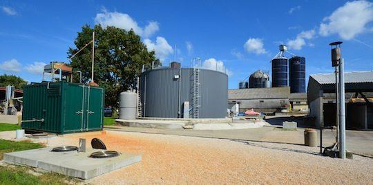 Bio4gas, la petite méthanisation qui s'insert tout simplement dans l'exploitation agricole
