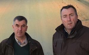 François et Christophe Dusannier à droite, photo Frédéric Douard