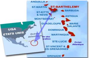 île de Saint-Barthélemy