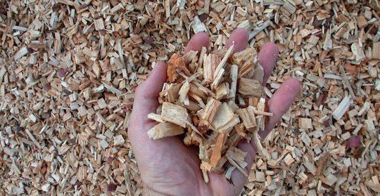 Optiscreen, protocole d'échantillonnage du bois déchiqueté en chaufferies