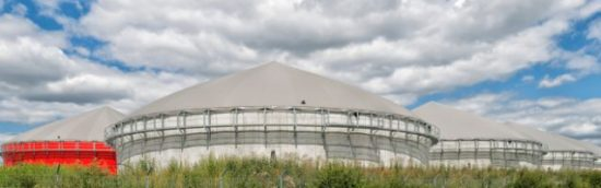 Biogasanlage-OFATE