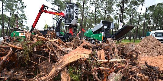 17 au 19 juin 2020, Forexpo, salon européen de l'exploitation forestière
