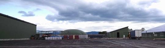 Le site de Methelec à Ennezat, photo Langa
