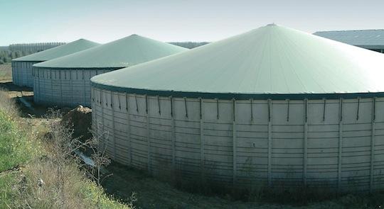 Couvertures Silocover, photo Atexen