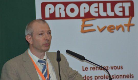 Jean-Marc Jossart, secrétaire général de l'AEBIOM, photo Frédéric Douard