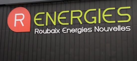 Roubaix Energie Nouvelles