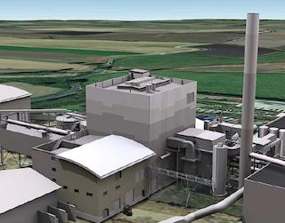 Le projet de la centrale biomasse AET pour JG Pears au Royaume Uni