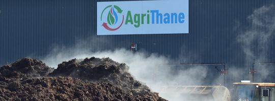 Agrithane construit des installations de méthanisation en voie sèche, photo Frédéric Douard