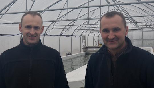 Gautier et Gery Meausoone, photo Frédéric Douard