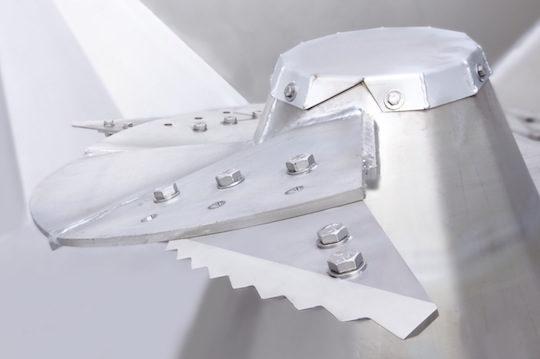 Le couteau-doseur KOMBI-Mix, photo Konrad Pumpe GmbH