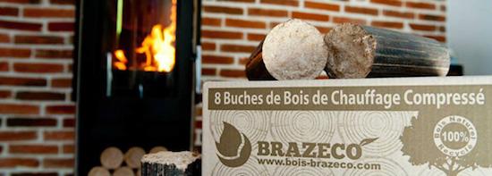 BRAZECO, producteur français de bois densifié et pionnier de sa vente en ligne