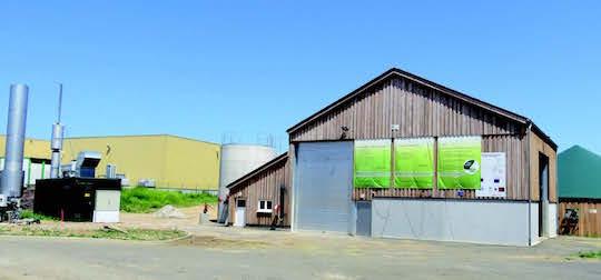 Expoitation agricole du Lycée d'Obernai, photo EPLEFPA du Bas-Rhin