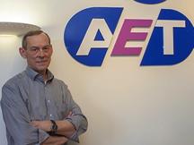 Hans Erik Askou, PDG et l'un des fondateurs d'AET