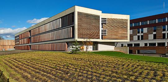 Le lycée agricole d'Obernai enseigne la méthanisation en conditions réelles