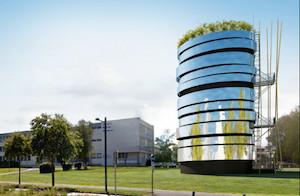 Le Miroir des énergies a Brest, photo Sotraval