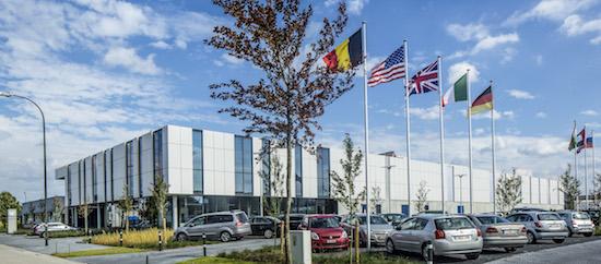 Le siège de Magnetrol en Belgique