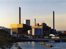 Østkraft, Rønne, Danemark