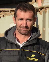 Jérôme Deconninck, responsable Industrie chez Joly & Philippe, photo Frédéric Douard