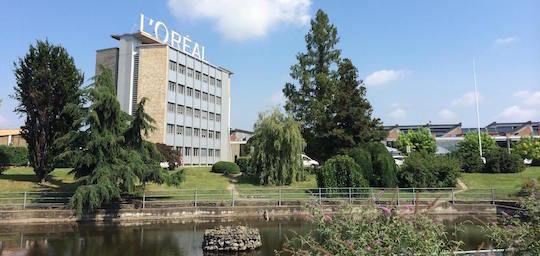 L'usine L'Oréal de Settimo Torinese, photo L'Oréal Italia