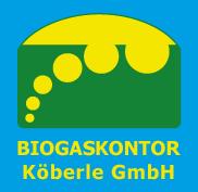 logo Biogaskontor Köberle