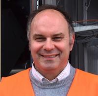 Sylvain Gully, directeur général de Brenil Pellets, photo Frédéric Douard
