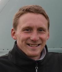 Quentin Lequeux, le gestionnaire technique des installations de méthanisation, photo Frédéric Douard