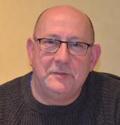 Jean-Pierre Jarlot, maire d'Eteignières, photo Frédéric Douard