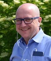 Ludovic Dusch de France Biomasse en visite à Falun, photo Frédéric Douard