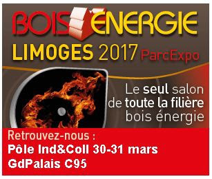 CIBE BOIS ENERGIE LIMOGES