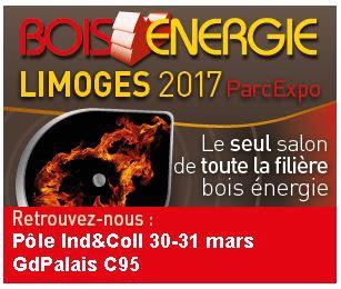 CIBE BOIS ENERGIE LIMOGES