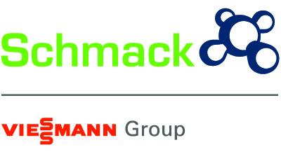 logo Schmack Biogas Viessmann Group