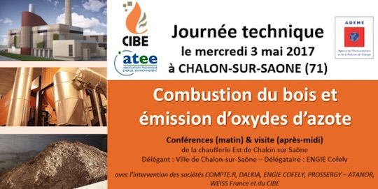 CIBE Chalon 2017