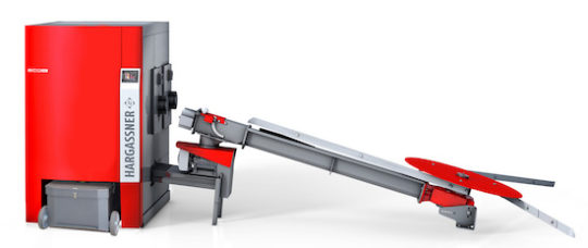La nouvelle chaudière Hargassner Eco HK 250-330 kW, photo Hargassner