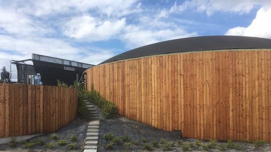 agriKomp France met en service sa 50ème installation de biogaz en France
