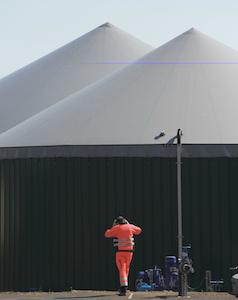 Les digesteurs de Nouzilly, photo Watts-New - Cap Vert Energie