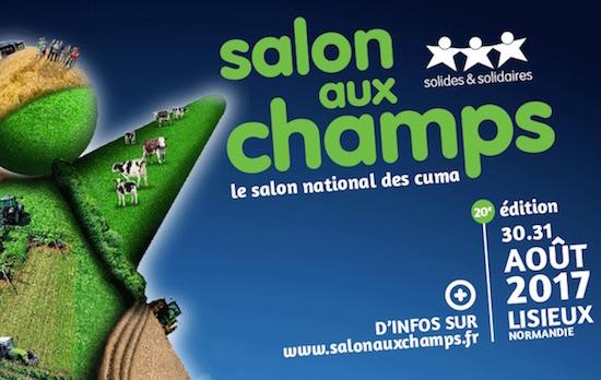 Salon aux champs 2017