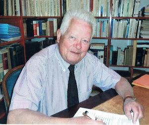 Jean François Bontoux, le 10 décembre 2013